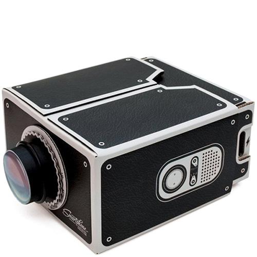 Проектор для смартфона Luckies черного цвета, фото