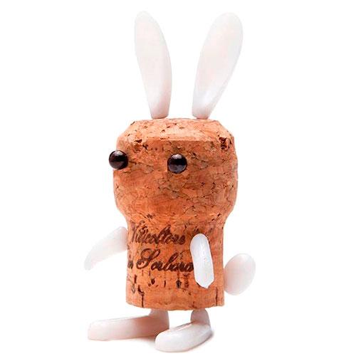 Набор украшений для пробки Monkey Business Bunny Animal Corker, фото