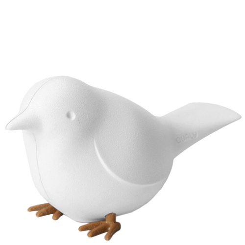 Магнит Qualy Sparrow Qualy белый, фото