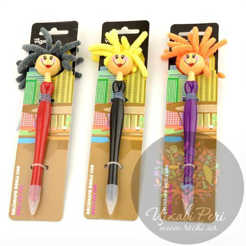 Ручка-щётка для пыли (разные цвета), фото
