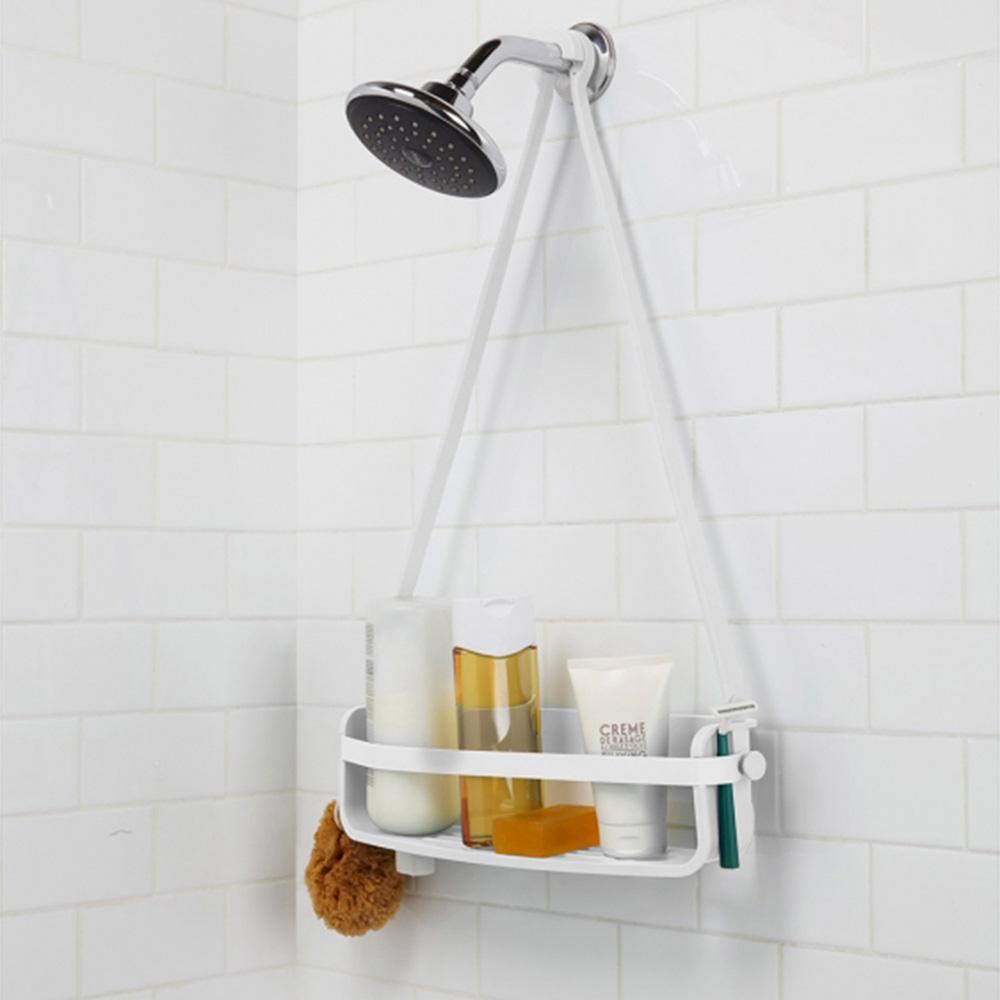 Подвесная полка для ванной Umbra Flex Single