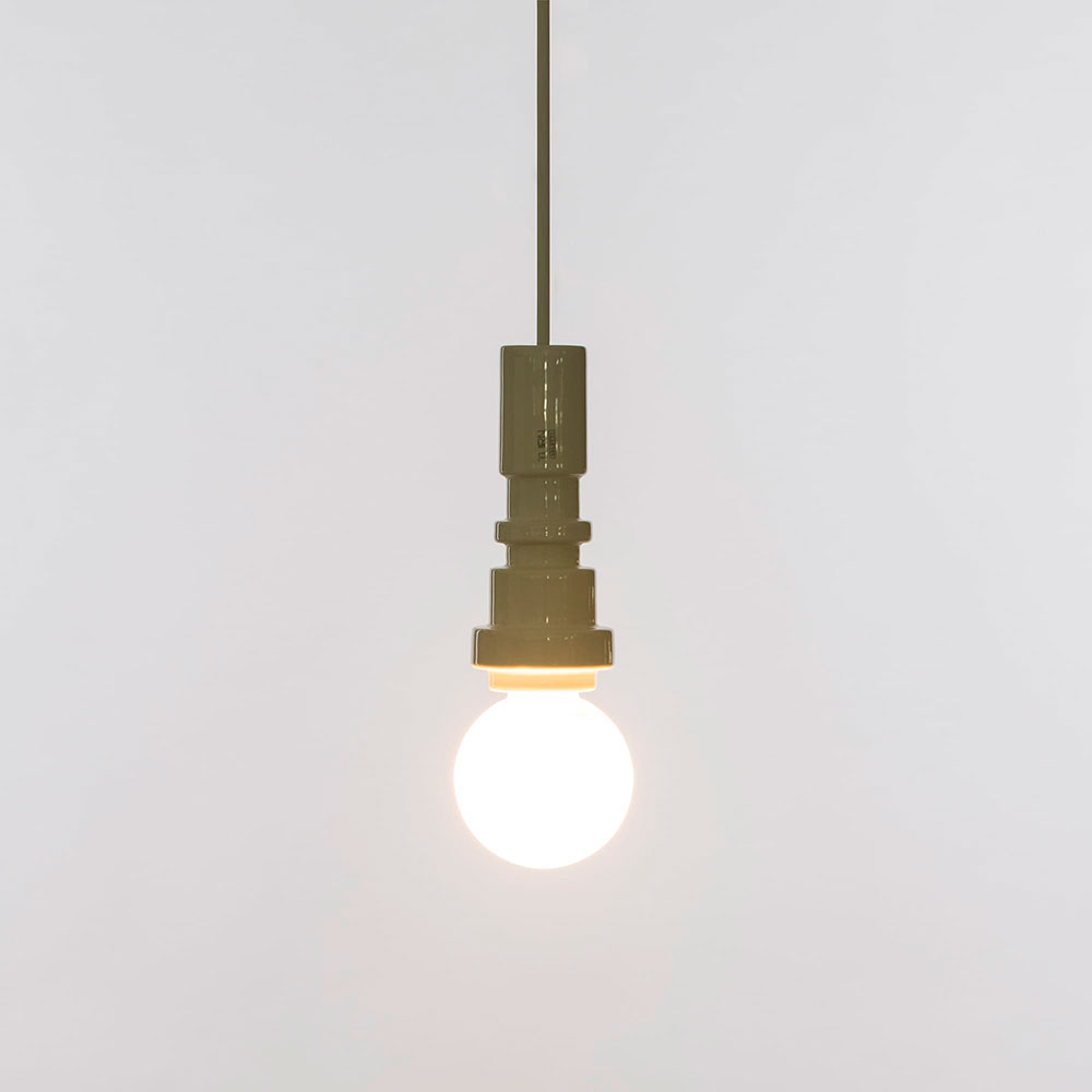 Подвесной светильник Seletti Turn