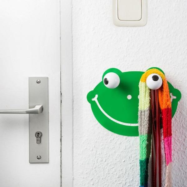 Крючки на стену Donkey Hooklys Froggy