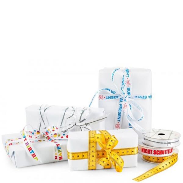 Лента для упаковки подарков Donkey Measure It