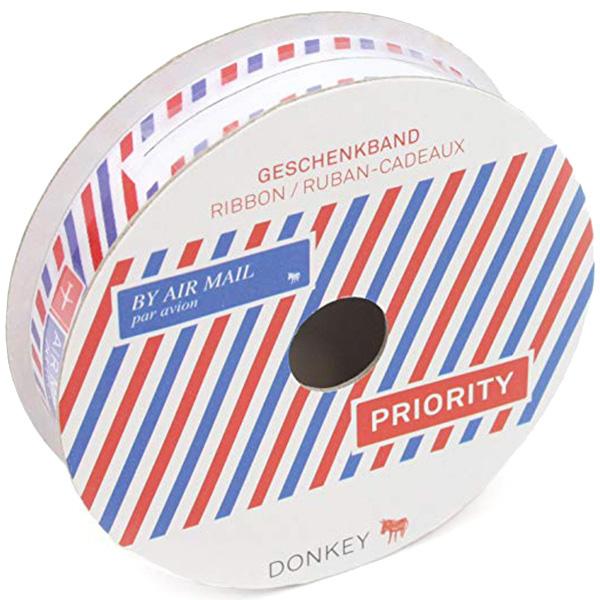 Лента для оформления подарков Donkey Airmail
