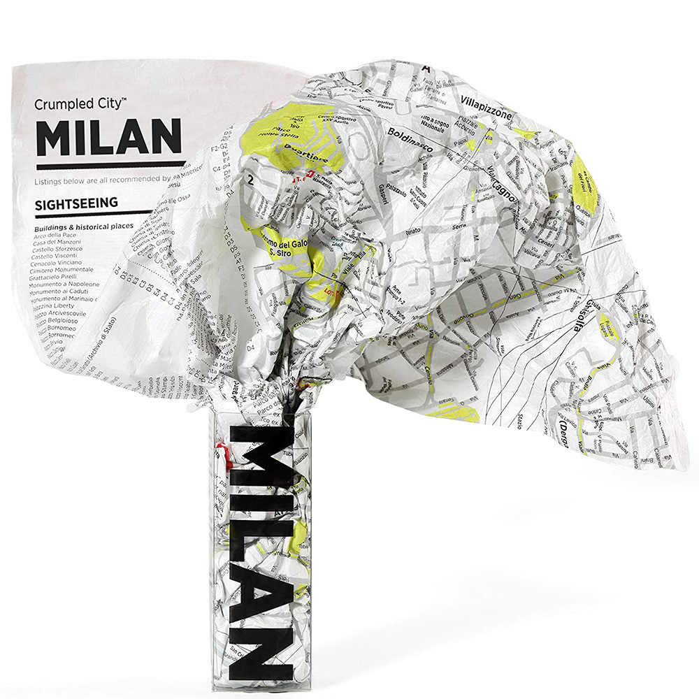 Мятая карта Palomar Milan
