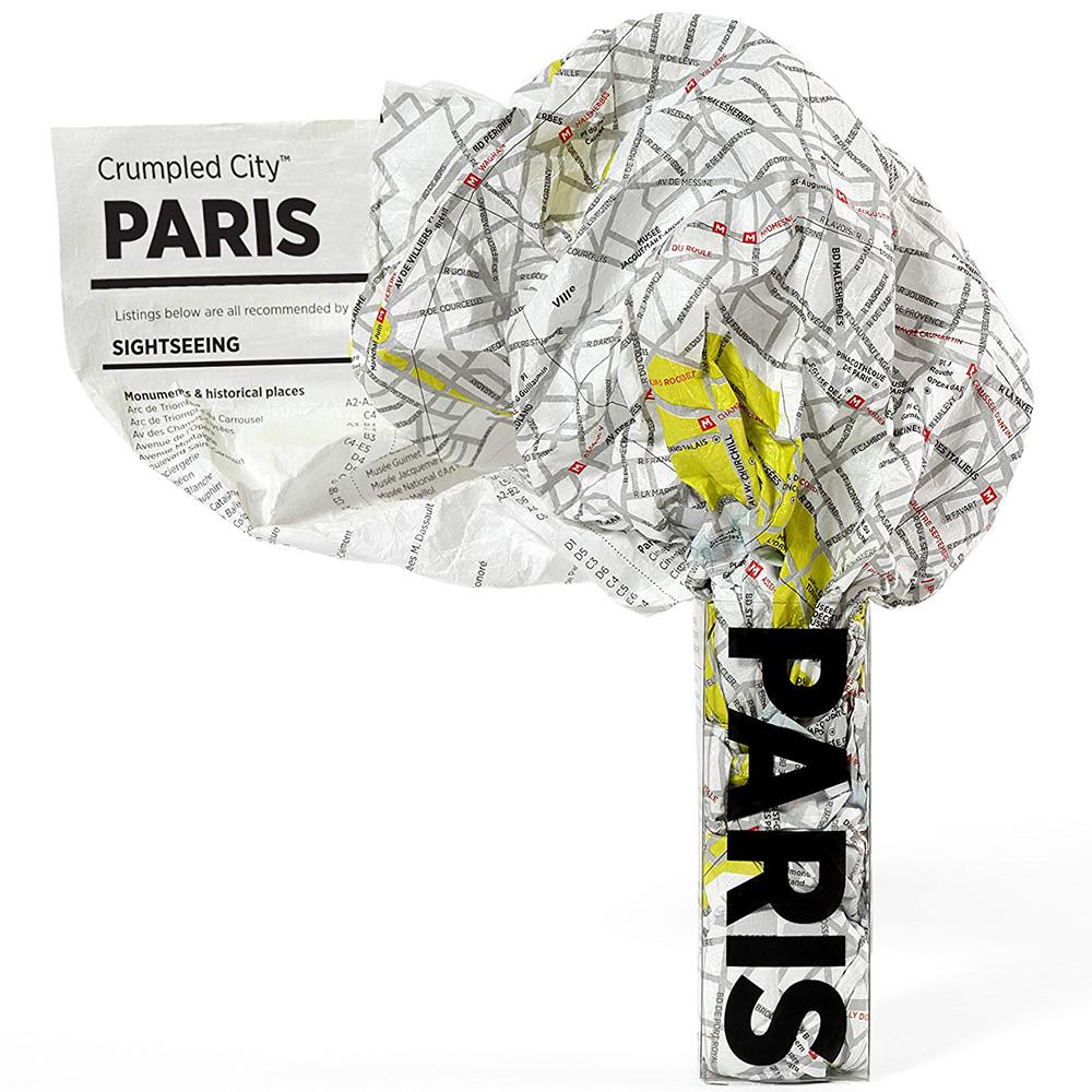 Мятая карта Palomar Paris