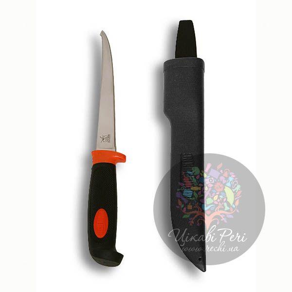 Нож филейный Экспедиция с ножнами