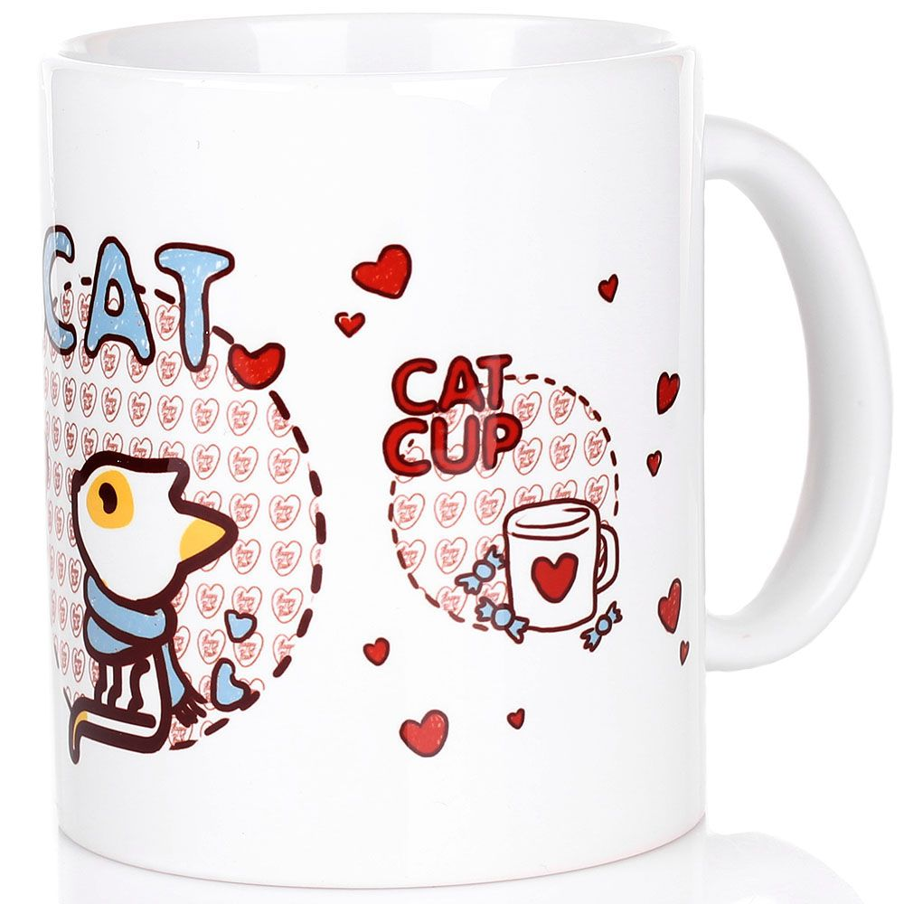 Чашка Happy Paw Cat Cup