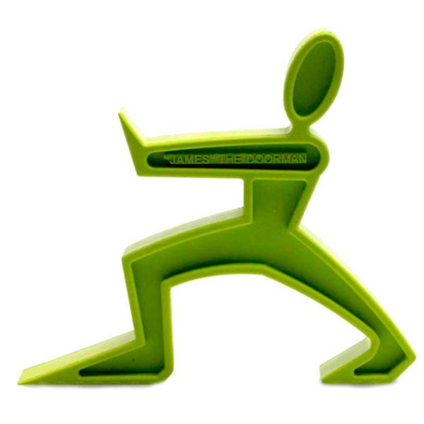 Стопор для двери Black+Blum James The Doorman зеленый
