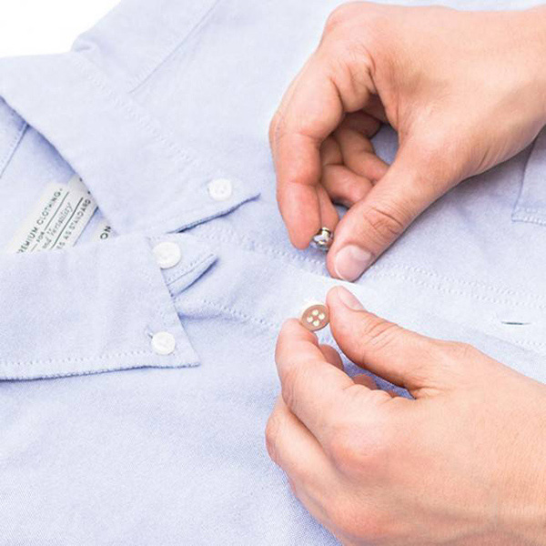Набор пуговиц на кнопках Luckies No Sew Buttons