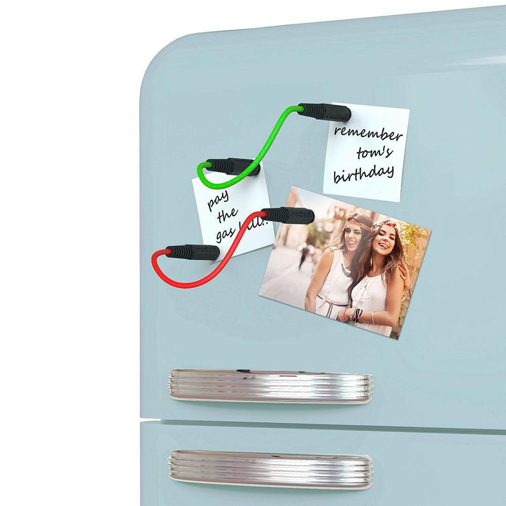 Магниты на холодильник Rocket в виде шнуров