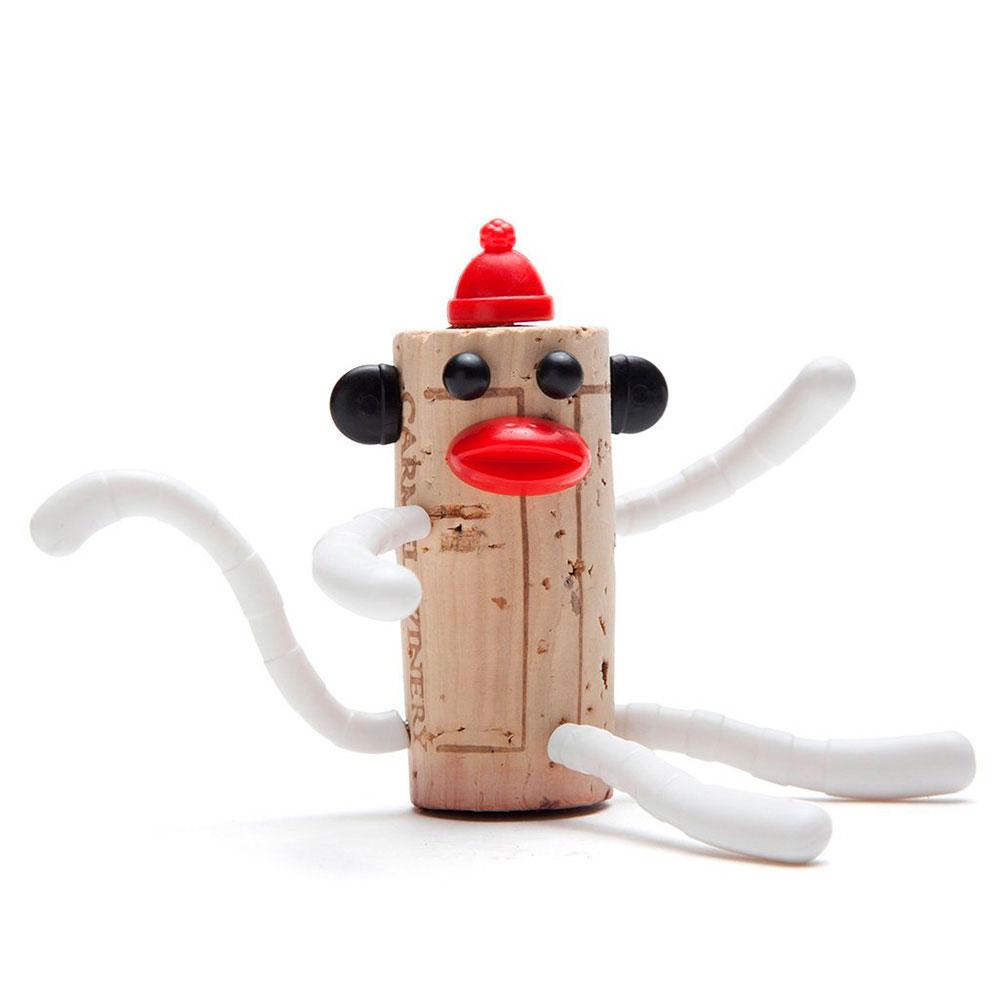 Набор украшений для пробки Monkey Business Chimp Nelson Corkers Classics