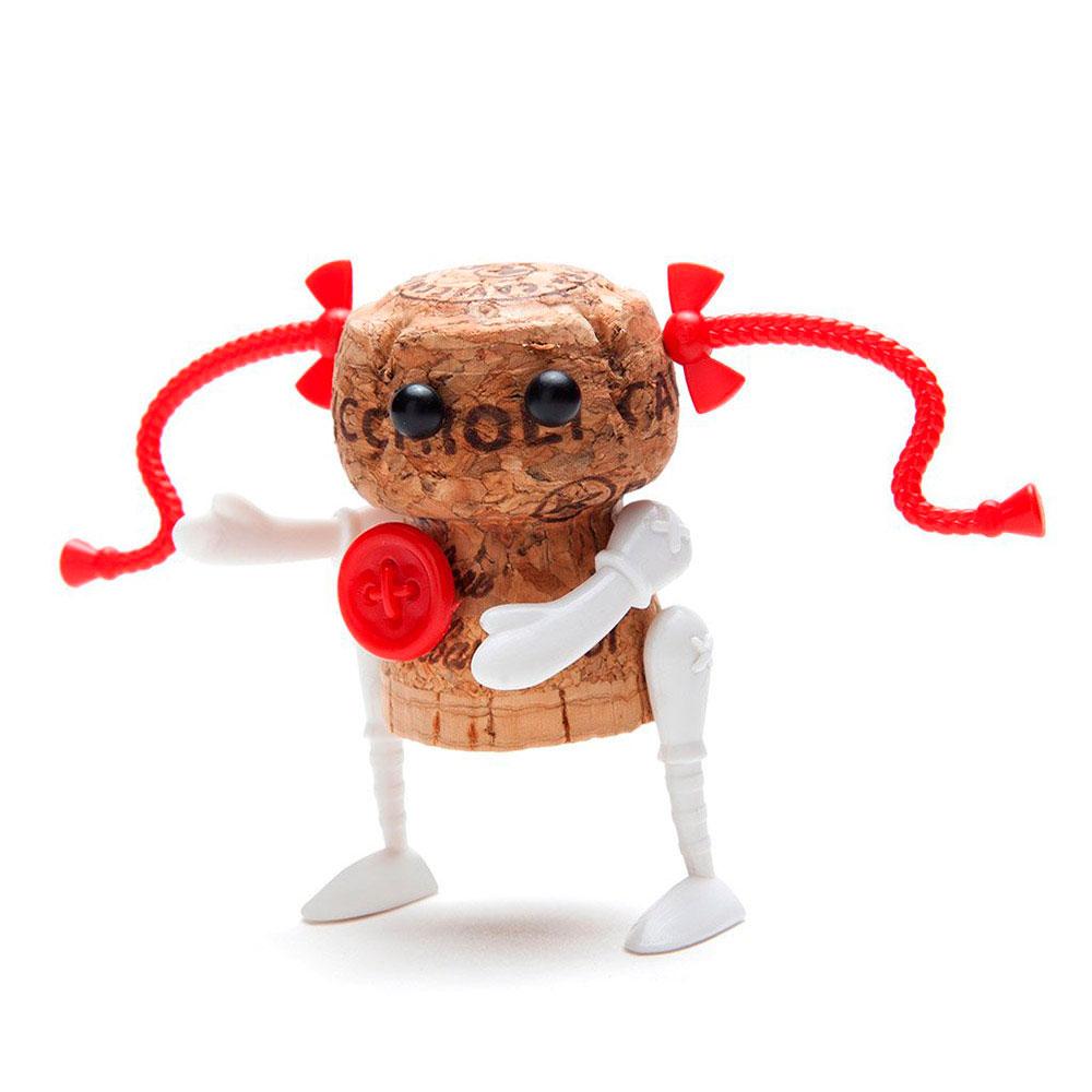 Набор украшений для пробки Monkey Business Rag Doll Ann Corkers Classics
