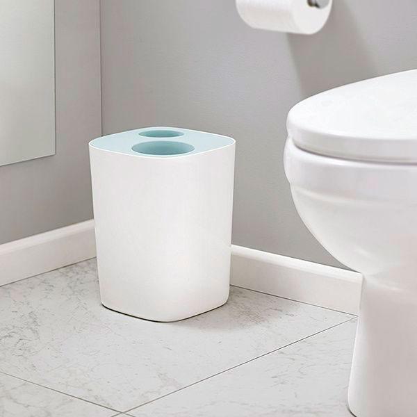 Контейнер для раздельного сбора отходов Joseph Joseph Split для ванной комнаты