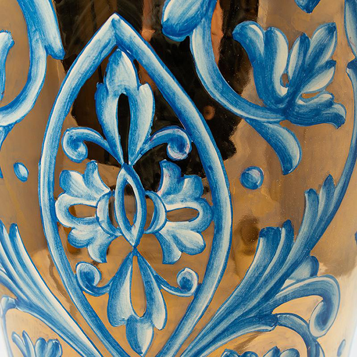 Подставка для зонтов L'Antica Deruta Oro Antico