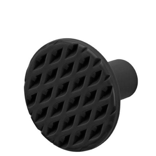 Набор настенных крючков PO Selected 3шт черного цвета