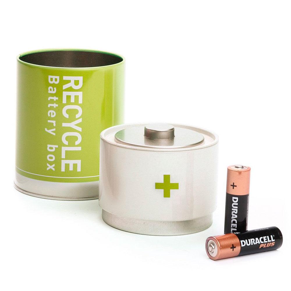 Контейнер для батареек Monkey Business Battery Box