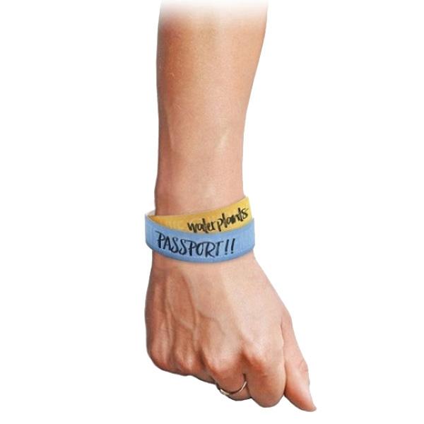 Набор браслетов для напоминаний Rocket Wrist Band