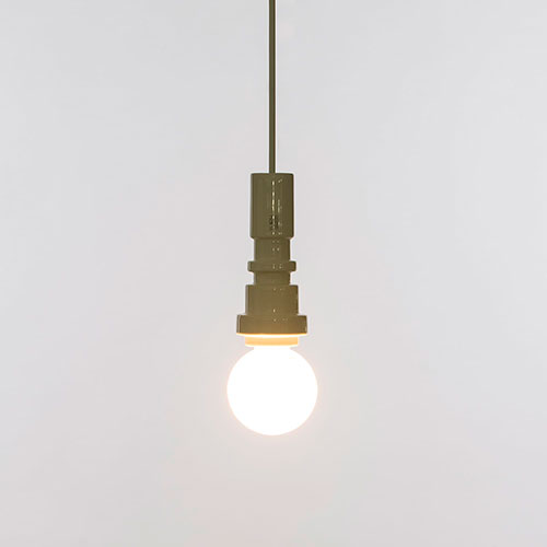Подвесной светильник Seletti Turn, фото