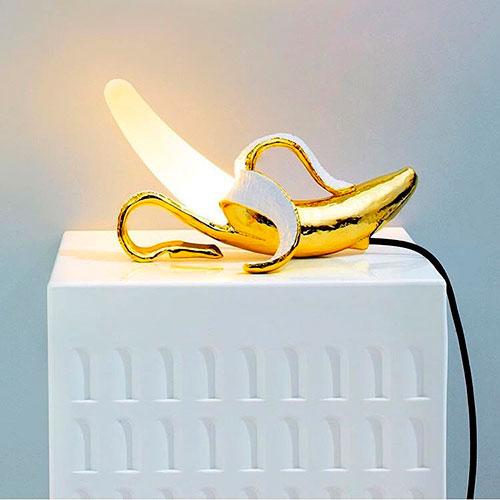 Настольный светильник Seletti Банан Хью, фото