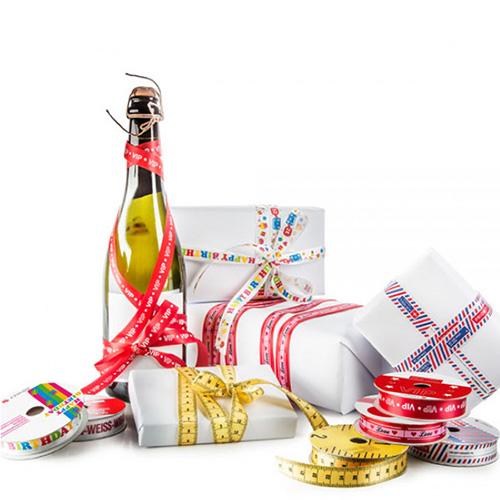 Лента для оформления подарков Donkey Airmail, фото