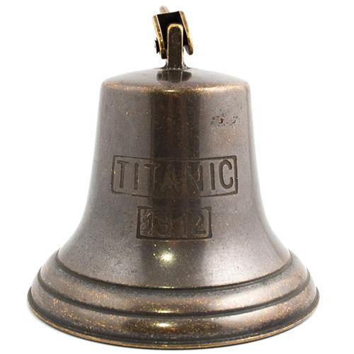 Навесной колокольчик Alberti Livio Титаник, фото