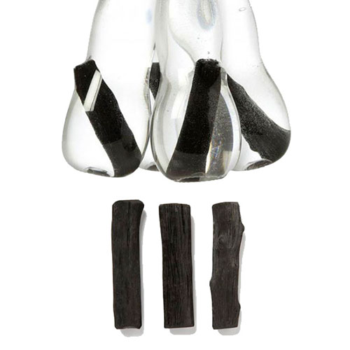 Угольный фильтрующий элемент Black+Blum Binchotan Recharge, фото