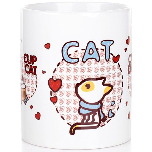 Чашка Happy Paw Cat Cup, фото