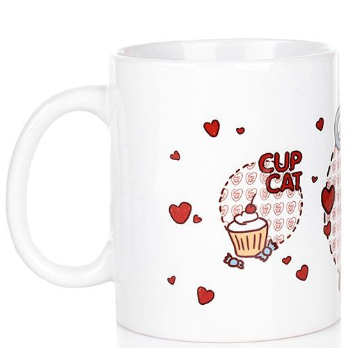 Чашка Happy Paw Cat Cup, фото