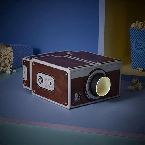 Портативный проектор Luckies для смартфона, фото