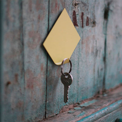 Держатель для ключей и записок Monkey Business Key Note, фото