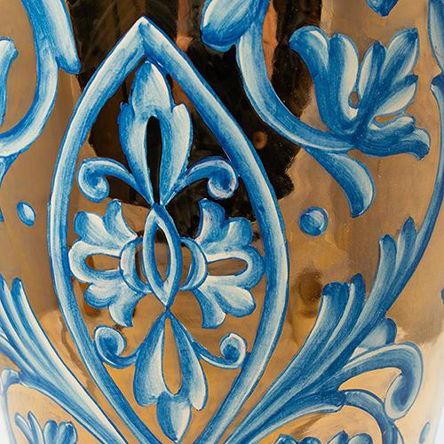 Подставка для зонтов L'Antica Deruta Oro Antico, фото