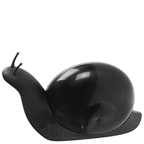 Крючок настенный Qualy Esco черная улитка, фото