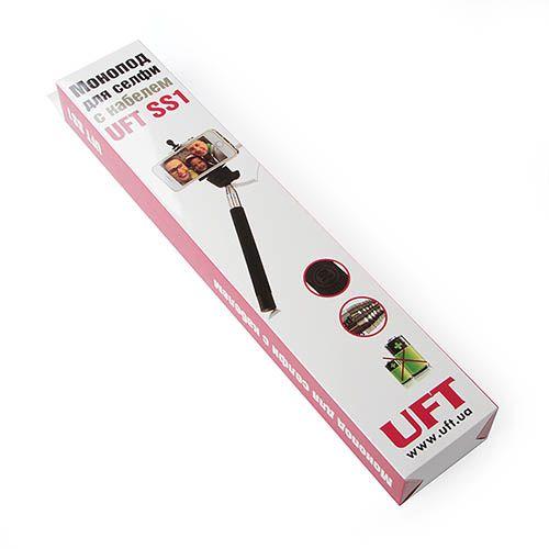 Монопод для селфи UFT-SS1 со шнуром, фото