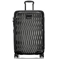 Черный чемодан Tumi Latitude Short Trip Packing Case 68х45х28см, фото