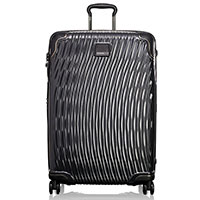 Черный чемодан Tumi Latitude Extended Trip Packing Case 76х52х30см, фото