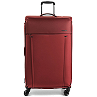 Большой чемодан 80x48x30-34см Roncato Zero Gravity большого размера на молнии, фото
