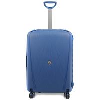 Чемодан синего цвета 68x48x27см Roncato Light с кодовым замком TSA, фото