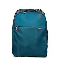 Дорожный рюкзак на колесиках 55x40x20см Roncato Speed синего цвета, фото