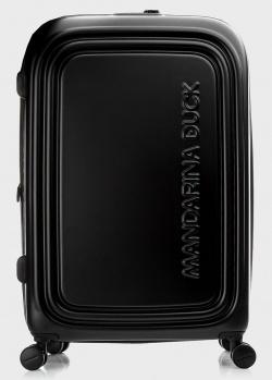 Большой чемодан Mandarina Duck Logoduck 75х49х31см, фото