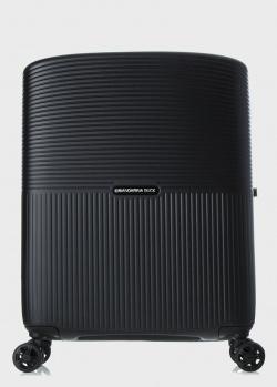 Черный маленький чемодан Mandarina Duck Aircase 40х55х20см, фото