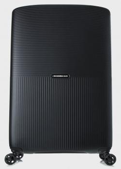 Черный чемодан Mandarina Duck Aircase 75х49х33см, фото