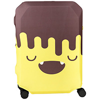 Чехол для чемодана BG Berlin Chocobanana S, фото