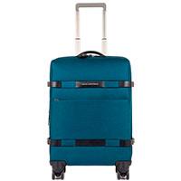 Чемодан Piquadro Move 57х37х20см синего цвета, фото