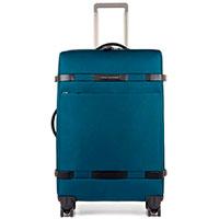 Чемодан Piquadro Move 69х42х24см синего цвета, фото