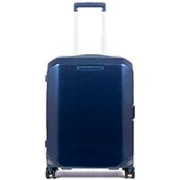 Чемодан Piquadro Cubica 55х40х20см синего цвета, фото