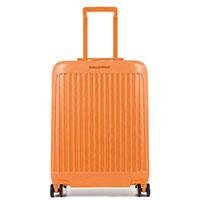 Чемодан Piquadro Seeker 55х40х20см оранжевого цвета, фото