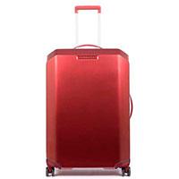 Чемодан Piquadro Cubica 68х46х28см красного цвета, фото
