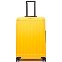 Чемодан Piquadro Seeker 69х46х27см желтого цвета, фото